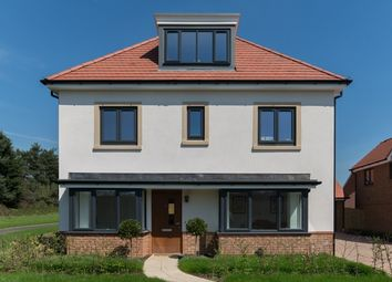 """Thumbnail 5 bed property for sale in """"The Coppice"""" at Sheerlands Road, Arborfield, Reading"""