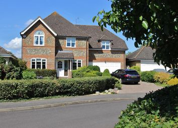 4 bed detached house for sale in Strachey Close, Tidmarsh, Reading RG8