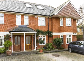 Thumbnail 4 bed property for sale in Royal Oak Mews, Teddington