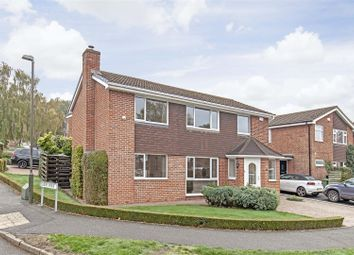 Thumbnail 4 bed detached house for sale in Moorland View Road, Walton, Chesterfield