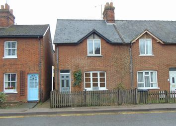 Thumbnail 3 bed end terrace house for sale in Woolgrove Road, Hitchin