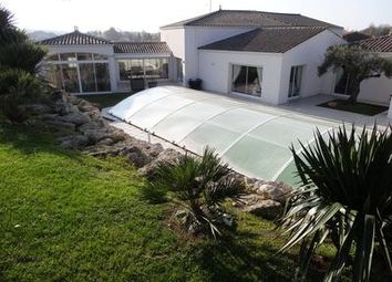 Thumbnail 4 bed villa for sale in St-Laurent-De-La-Pree, Charente-Maritime, France
