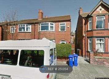 Thumbnail 4 bed semi-detached house to rent in Newport Rd, Manchester