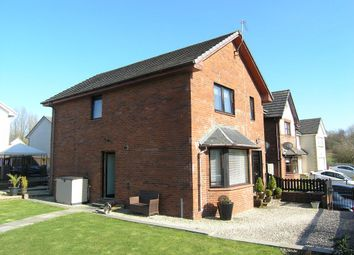Thumbnail 4 bed detached house for sale in Mill Road, Kilbirnie