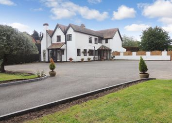 Thumbnail 6 bed detached house for sale in Warwick Road, Knowle, Solihull