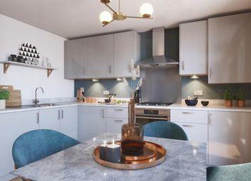 "Thumbnail 2 bedroom flat for sale in ""Smithfield House"" at Barrow Walk, Birmingham"