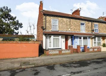 Thumbnail 3 bed end terrace house for sale in Lowther Street, Hull