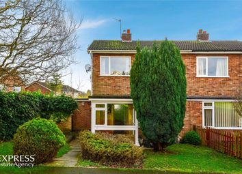 Thumbnail 3 bed semi-detached house for sale in Severn Hill, Melton Mowbray, Leicestershire