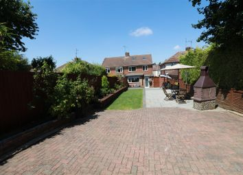 Thumbnail 3 bedroom semi-detached house for sale in Jeans Way, Dunstable