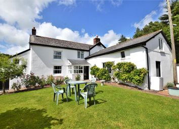 Thumbnail 2 bed semi-detached house for sale in Oakfield Road, Hatherleigh, Okehampton