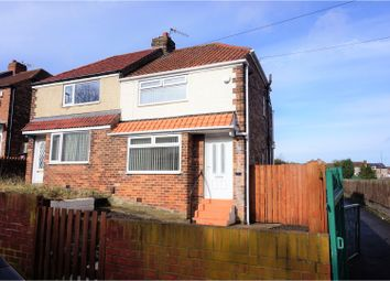Thumbnail 2 bed semi-detached house for sale in Knightside Gardens, Gateshead