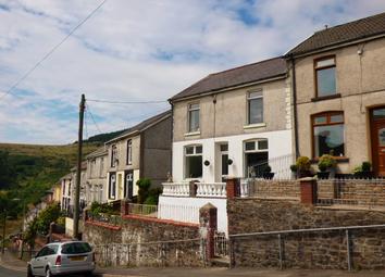 Thumbnail 2 bed end terrace house for sale in Pwllcarn Terrace, Blaengarw, Bridgend