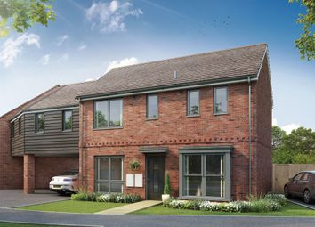 """Thumbnail 3 bed detached house for sale in """"The Clayton Link"""" at Old Oak Way, Harlow"""
