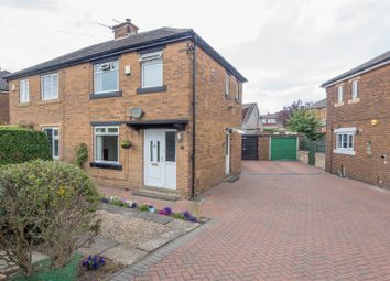 Thumbnail 3 bed semi-detached house for sale in Moorside Gardens, Bradford