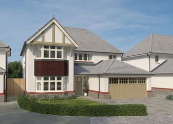Thumbnail 4 bed detached house for sale in St David's Meadow, Colwinston, Cowbridge, Vale Of Glamorgan