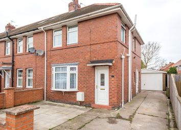 Thumbnail 3 bed end terrace house for sale in Hadrian Avenue, York