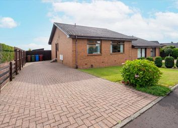 Thumbnail 3 bed semi-detached bungalow for sale in Fairways Avenue, Maddiston, Falkirk