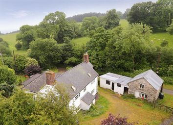 Thumbnail 3 bed detached house for sale in Froncysyllte, Llangollen