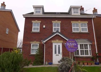 Thumbnail 5 bedroom detached house for sale in The Stables, Thornton-Cleveleys