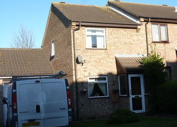 Thumbnail 2 bed end terrace house to rent in Harebell Way, Carlton Colville, Lowestoft