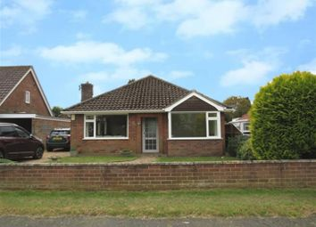 Thumbnail 3 bed detached bungalow to rent in Howell Road, Drayton, Norwich