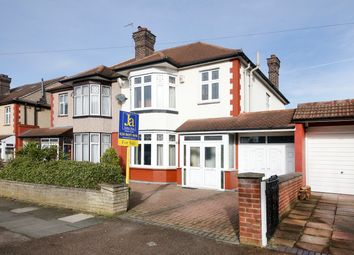 Thumbnail 3 bedroom semi-detached house for sale in Daneby Road, London