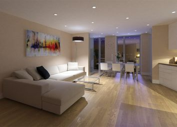 Thumbnail 2 bed flat to rent in Skyview Tower, Stratford