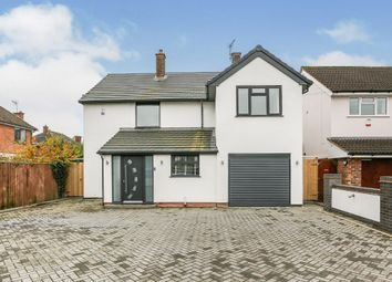 4 bed detached house for sale in Station Road, Balsall Common, Coventry CV7