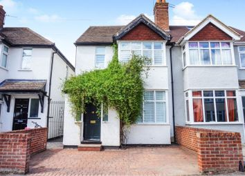 Thumbnail 5 bed semi-detached house for sale in Monmouth Road, Oxford