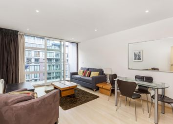 Thumbnail 1 bed flat to rent in Warwick Building, Chelsea Bridge Wharf, 366A Queenstown Road, Wandsworth, London