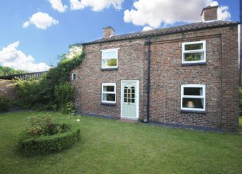 Thumbnail 4 bed detached house for sale in Mask Lane, Newton On Derwent, York