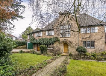 Thumbnail 4 bed detached house to rent in Parklands, Chigwell