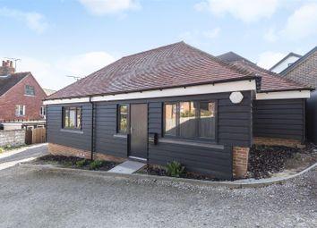 Thumbnail 2 bedroom detached bungalow for sale in Gardner Street, Herstmonceux, Hailsham