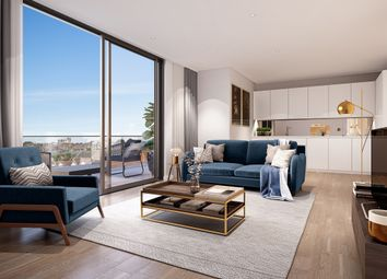Thumbnail 2 bed flat for sale in Dudden Hill Parade, Dudden Hill Lane, London