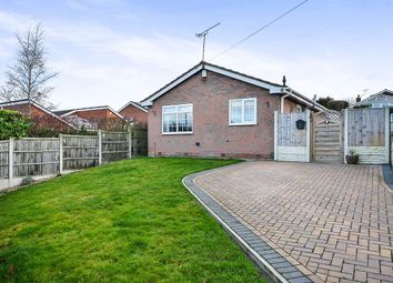 Thumbnail 2 bed bungalow for sale in Croft Close, Pinxton, Nottingham