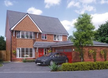 Thumbnail 4 bed detached house for sale in Off Highclove Lane, Worsley, Manchester