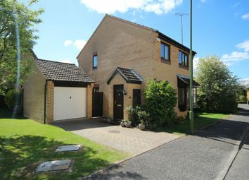 Thumbnail 3 bed detached house for sale in York Close, Southwater, Horsham