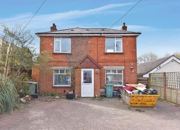 Lushington Hill, Wootton Bridge, Ryde PO33. 4 bed detached house for sale