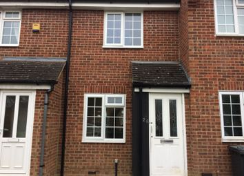 Thumbnail 2 bed terraced house to rent in Mulberry Way, Chineham