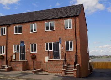 Thumbnail 3 bed town house for sale in Fairview Row, Derby Road, Heanor, Derbyshire