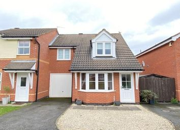Thumbnail 3 bed property to rent in Foxglove Close, Loughborough