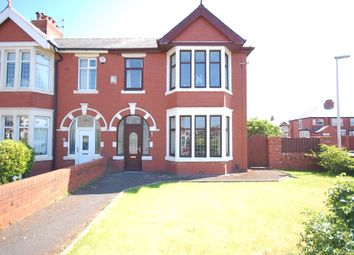Thumbnail 3 bed end terrace house to rent in St Lukes Road, South Shore, Blackpool, Lancashire