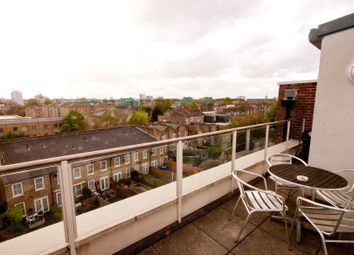 Thumbnail 1 bed flat to rent in Osier Court, London