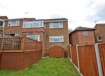 Thumbnail 3 bed detached house for sale in Dornoch Avenue, Sherwood/Mapperley, Nottingham