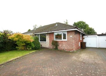 Thumbnail 2 bed semi-detached bungalow to rent in James Way, Knypersley, Biddulph