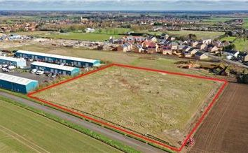 Thumbnail Land for sale in Land Off Hall Barn Road, Isleham, Cambridgeshire