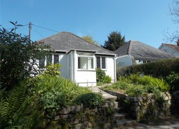 Thumbnail 2 bed detached bungalow for sale in Penwarne, Mawnan Smith, Cornwall