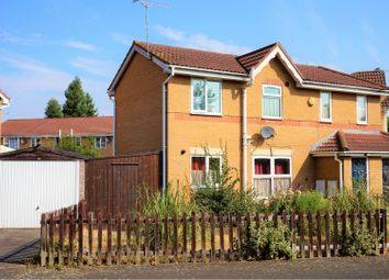 Thumbnail 2 bed semi-detached house for sale in Staythorpe Road, Thurmaston