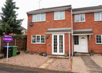 Thumbnail 3 bed semi-detached house for sale in Brooklands Close, Broughton Astley