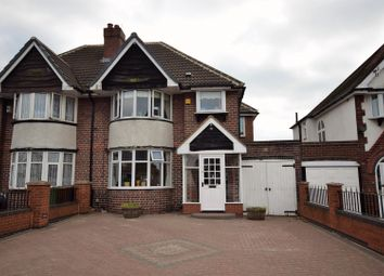 Thumbnail 4 bed semi-detached house for sale in Chester Road, Birmingham